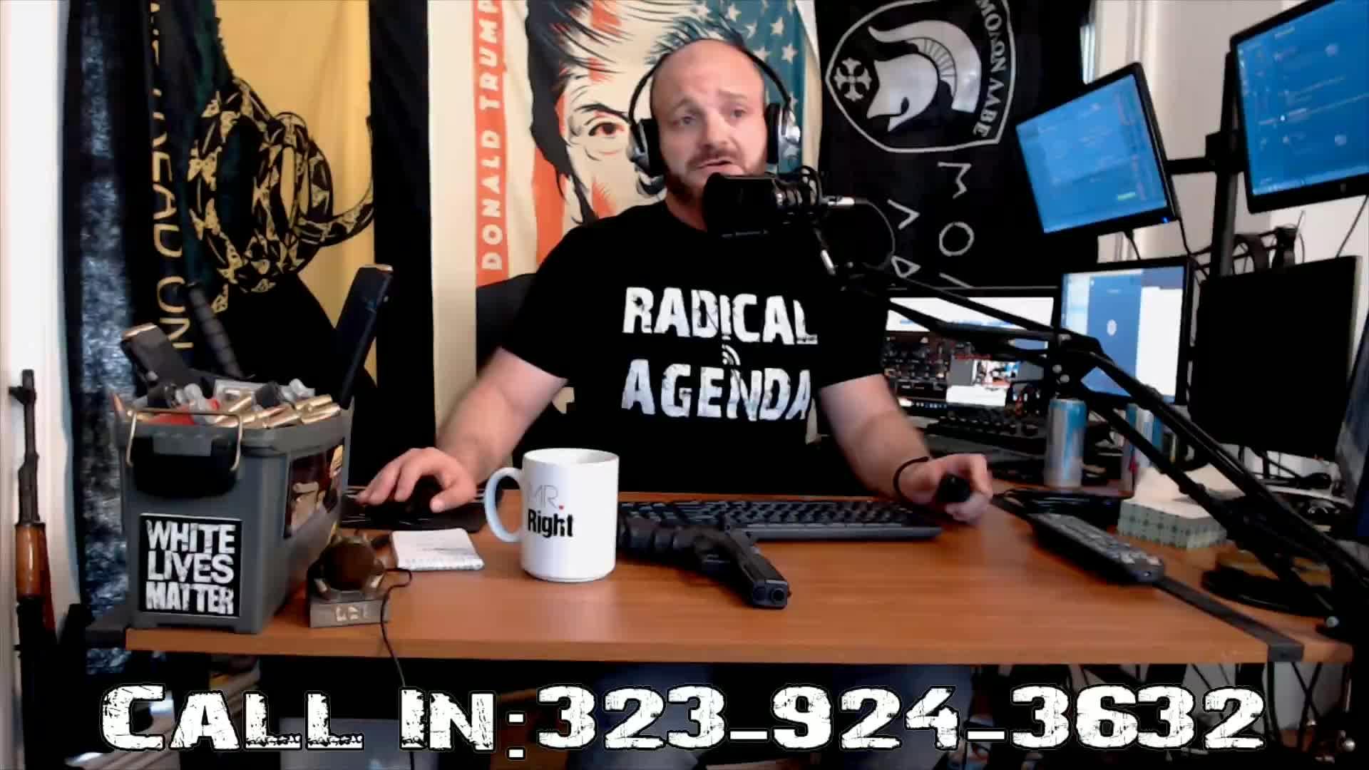Radical Agenda S05E043 - Courting Failure on 10-Jun-19-16:02:38