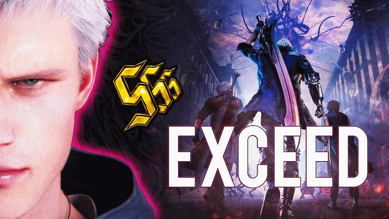 Devil May Cry 5 - What is Exceed? - Tutorial
