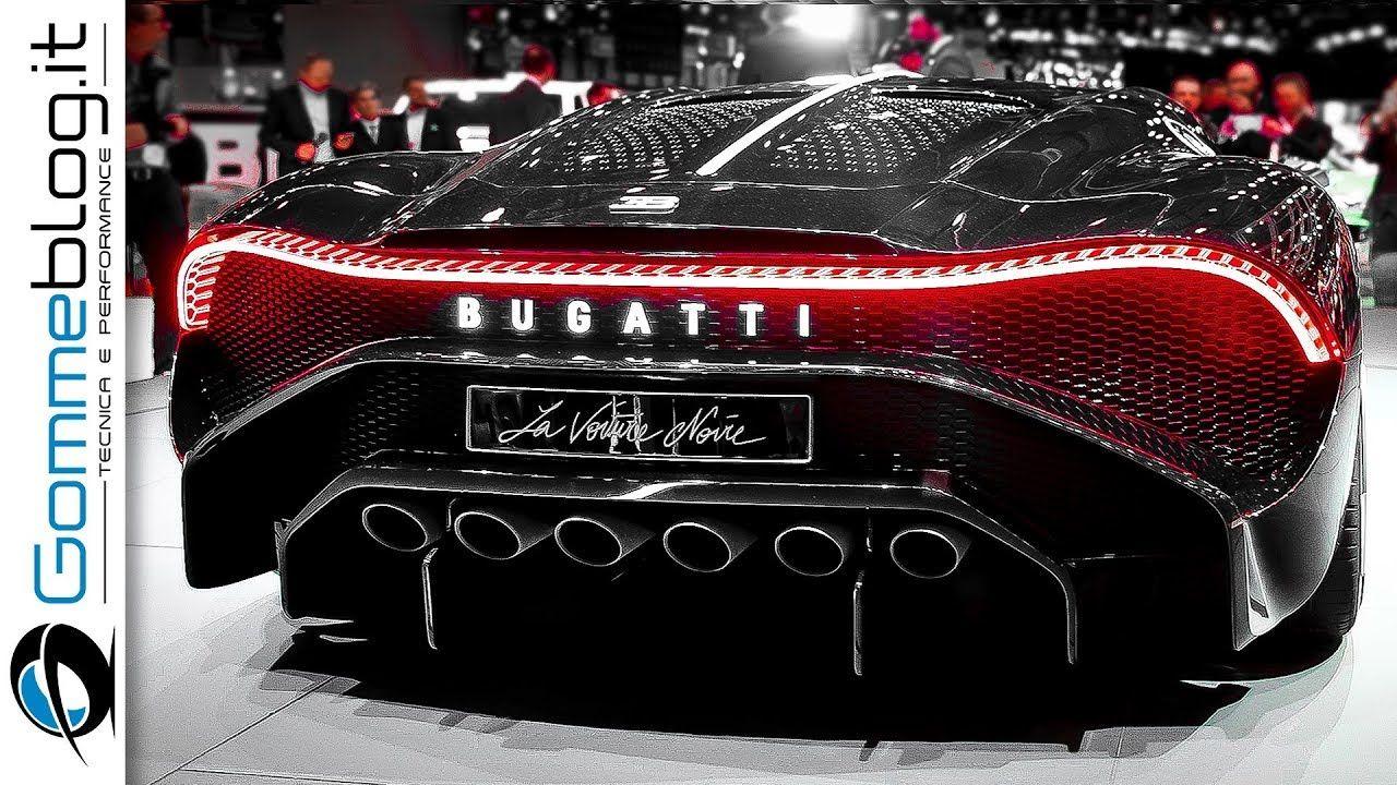 Bugatti La VOITURE NOIRE - $19 Million - WORLD Most EXPENSIVE CAR
