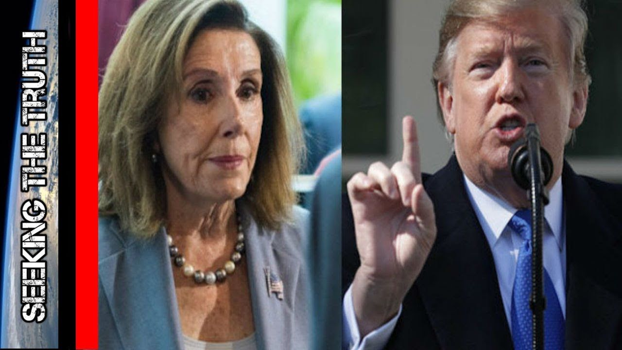 President Trump: Nancy Pelosi, We Will Not Cooperate With your Coup Attempt