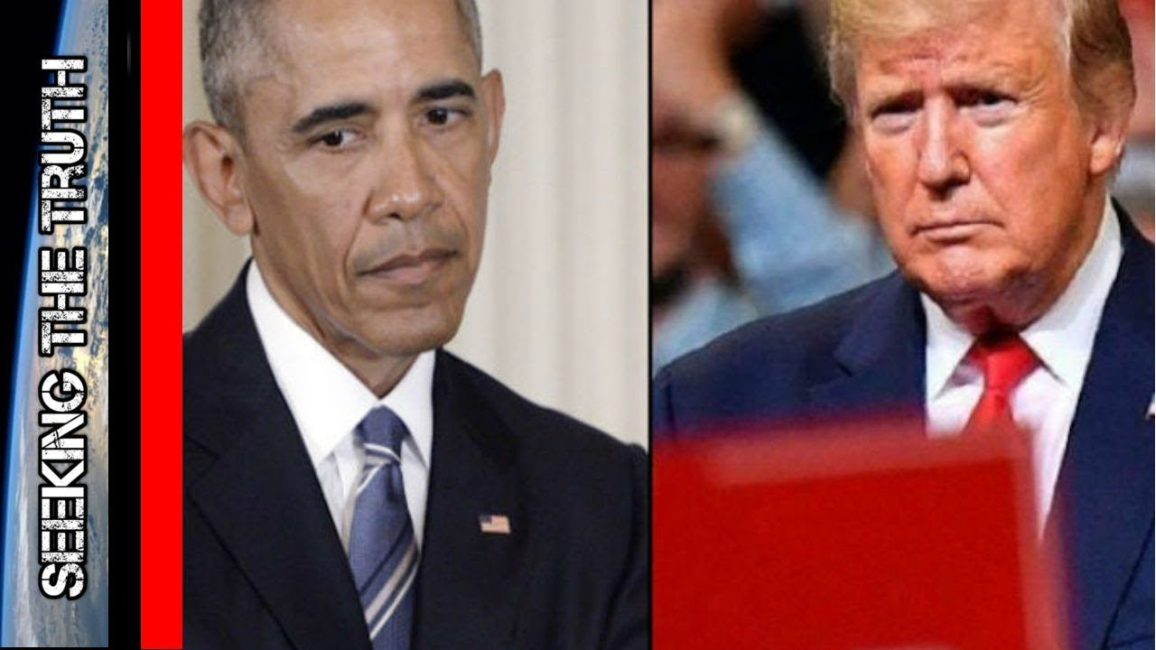 Pres. Trump: Obama Got Caught Spying. It Was Treasonous - Spying on 2016 Election