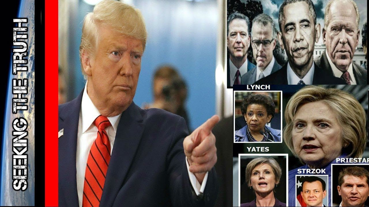Obama Admin Deep State in Panic - Indictments Coming Soon