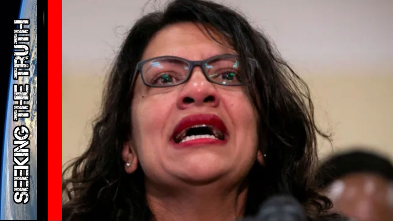 Rashida Tlaib Blames White Supremacy for New Jersey Killings Carried Out By Black Assailants