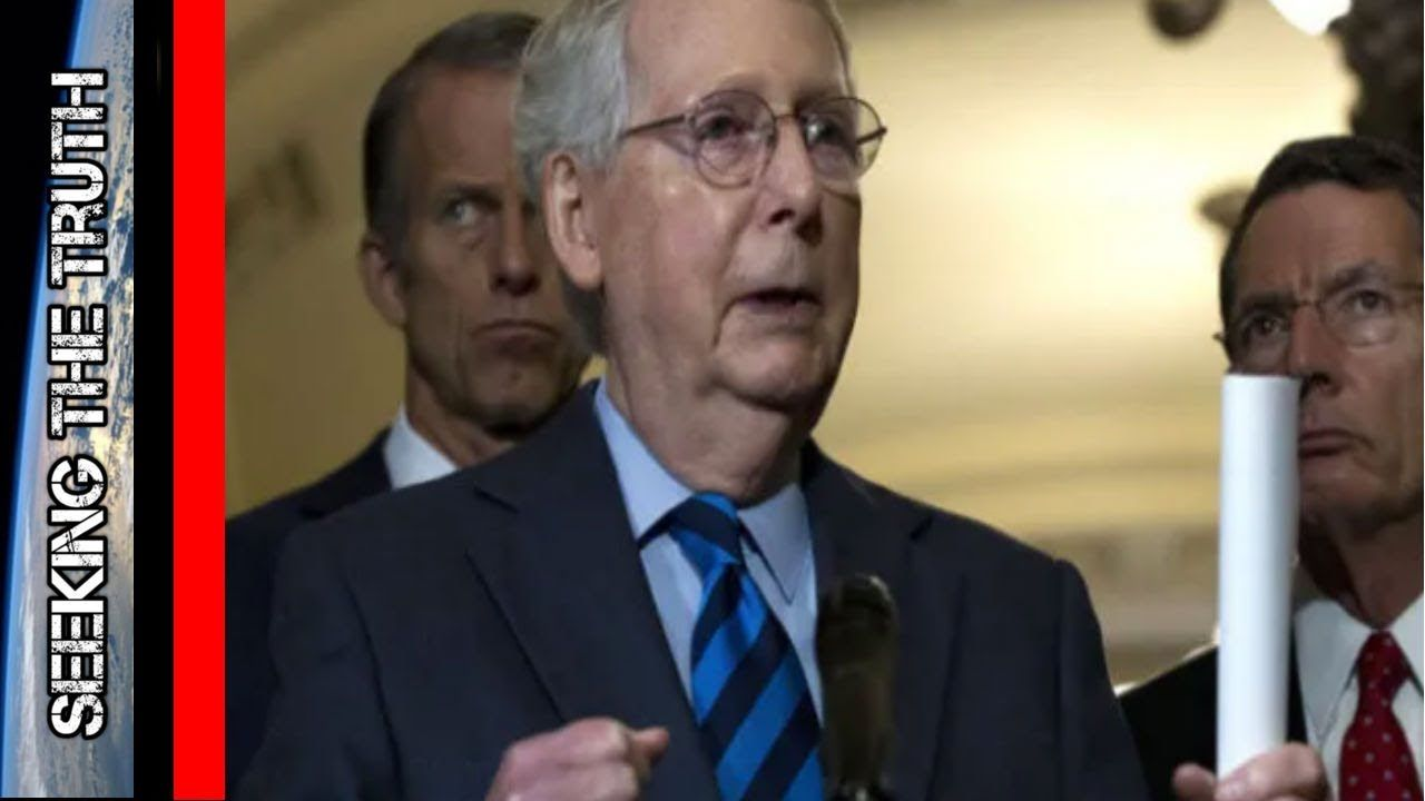 Mitch McConnell says No Chance in Hell that POTUS Is Going to Be Removed