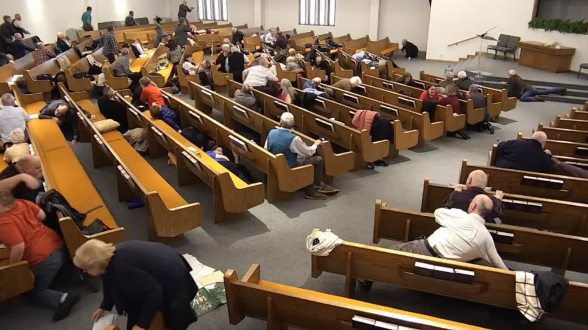 White Settlement Church Shooting