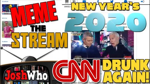 Meme The Stream! New Year's 2020 Gathering 🎬 [Director's Cut] with BONUS Footage!!