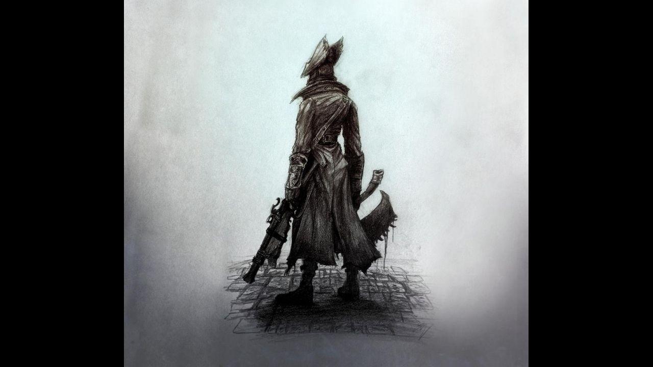 The Night Unfurls (Bloodborne X Kuroinu Fanfic) Chapter 1 Reading (SFW)