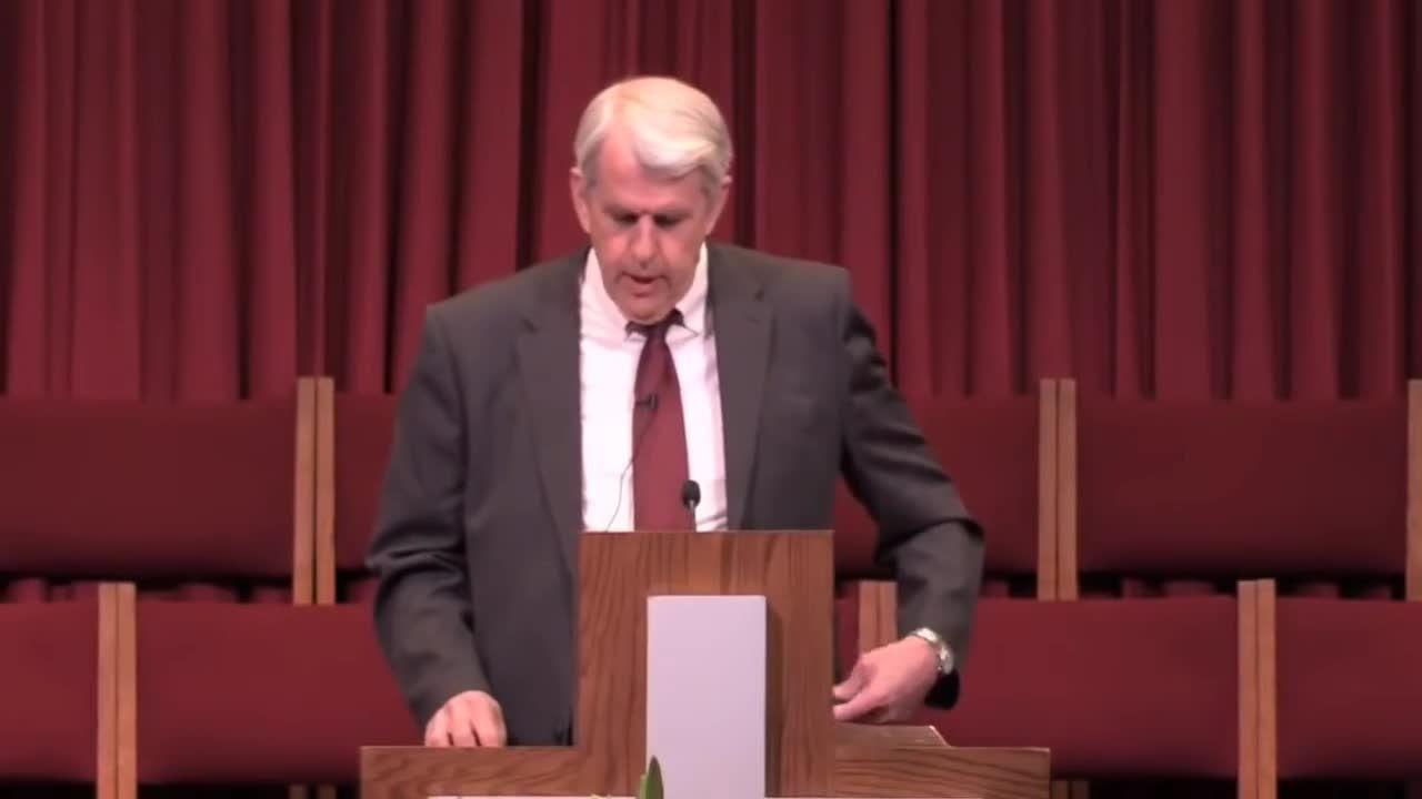 Rev. Danny Jones  exposes the New World Satanic Agenda.