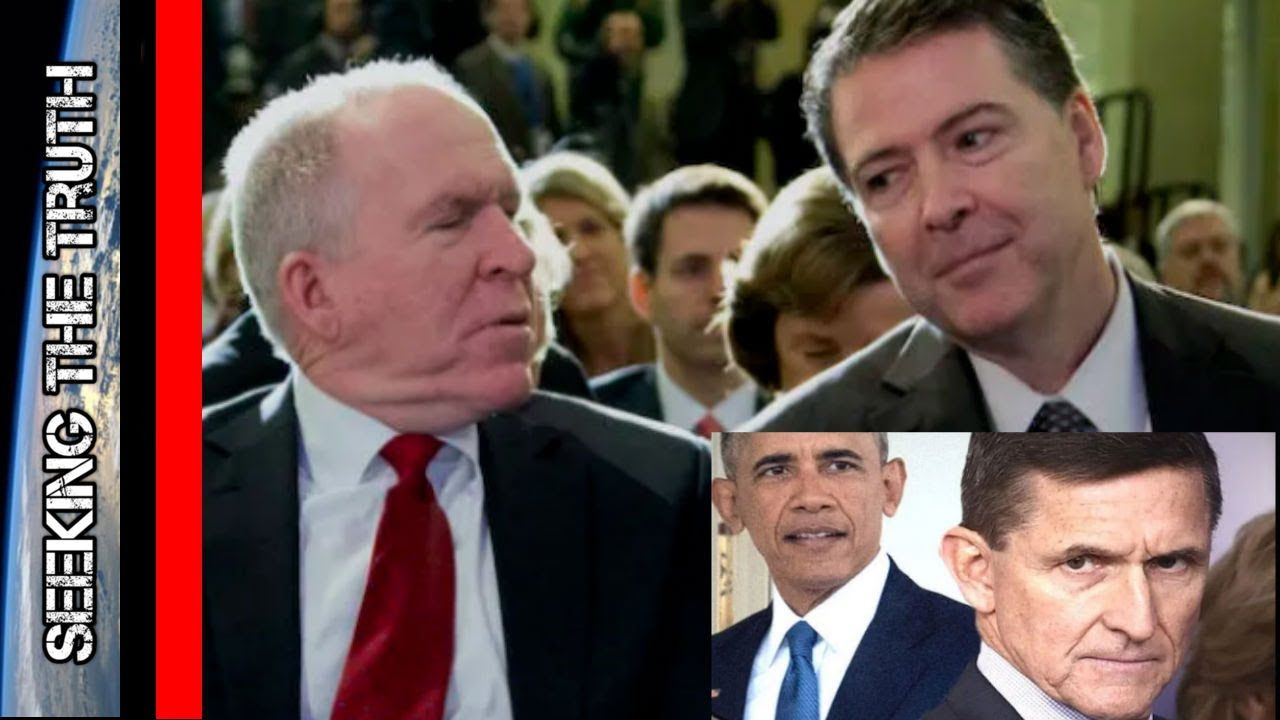 Former CIA: Comey and Brennan Deserve the Death Penalty