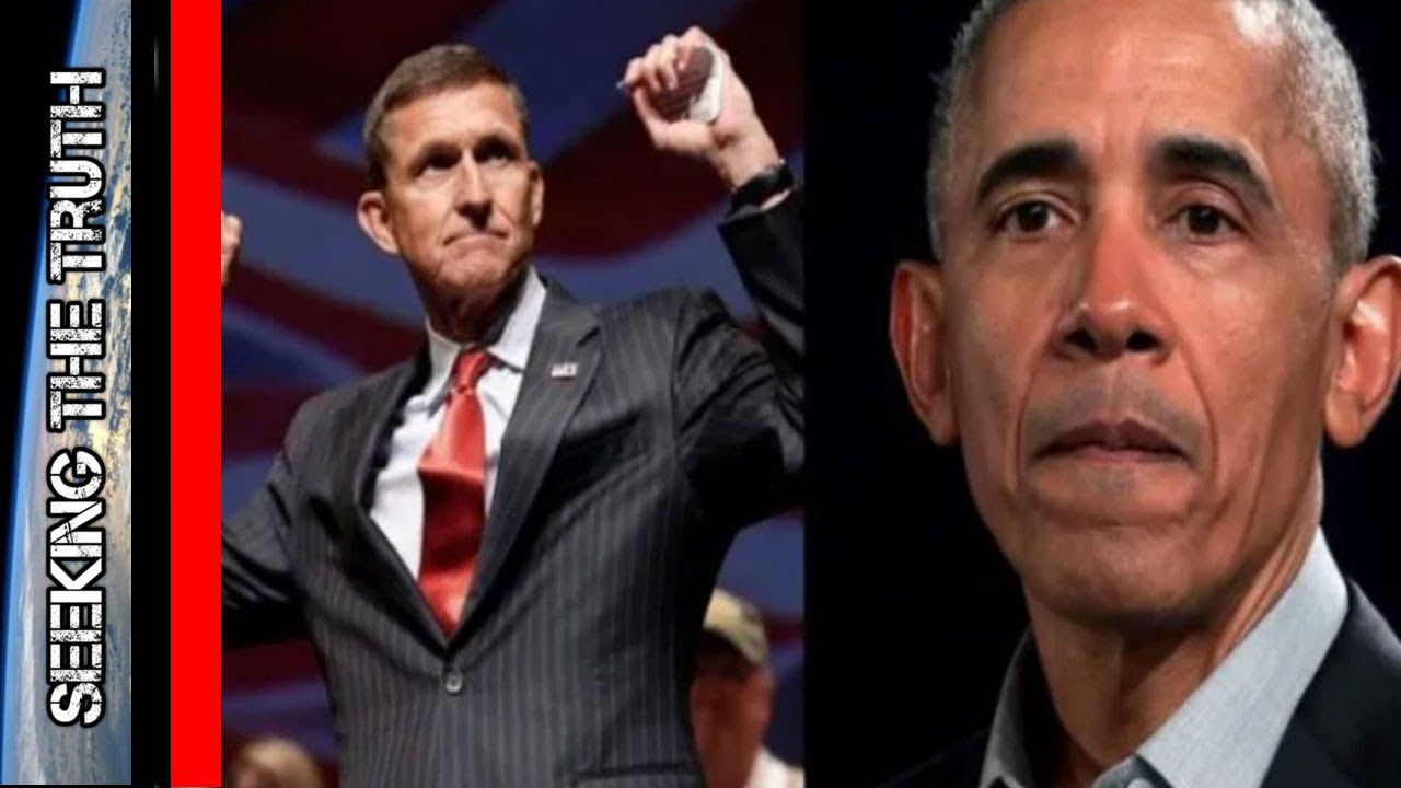 New Document Directly Ties Obama In Gen  Flynn Setup Case