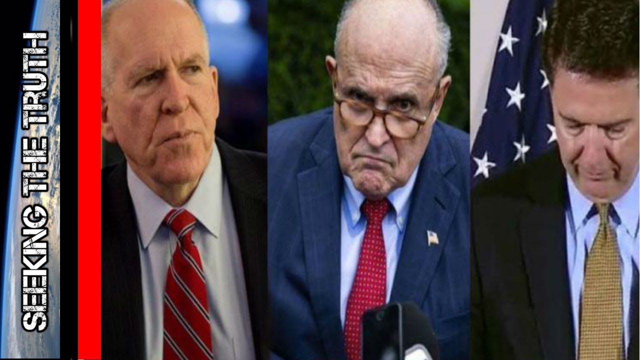 Giuliani: Comey and Brennan Coup Attempt is as Close to Treason as You Can Get