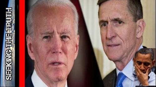 Joe Biden was the one Requesting To REVEAL Michael Flynn During Trump Transition