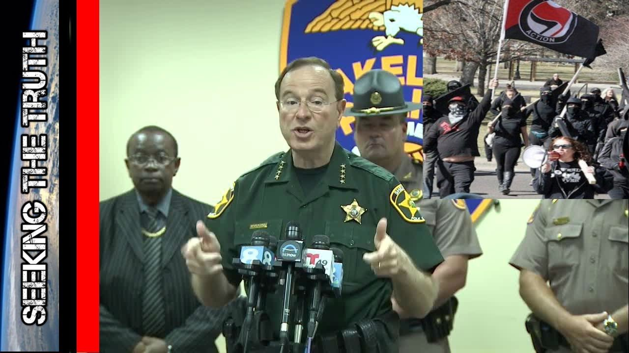 Polk County Sheriff to Antifa: We will hunt you down and lock you up