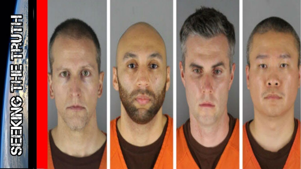 4 Officers Involved with George Floyd's death Arrested and Charged