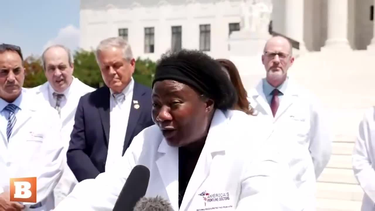 WE HAVE BEEN LIED TO - American Doctors Address COVID-19 Misinformation at SCOTUS Press Conference-