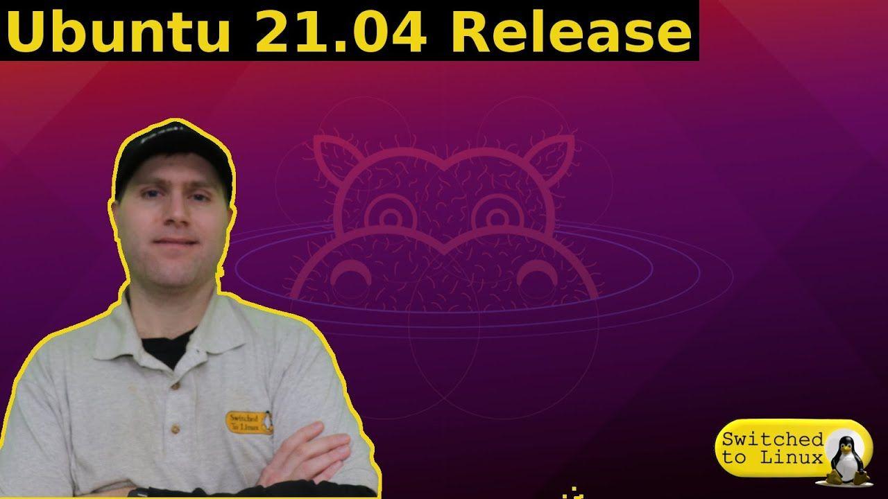 Ubuntu 21.04 Release: Wayland, Active Directory