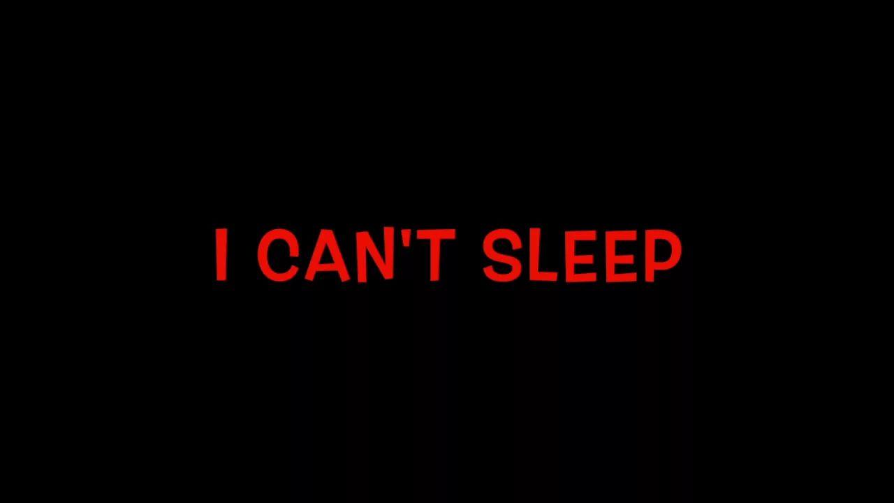 I Can't Sleep by PH1776